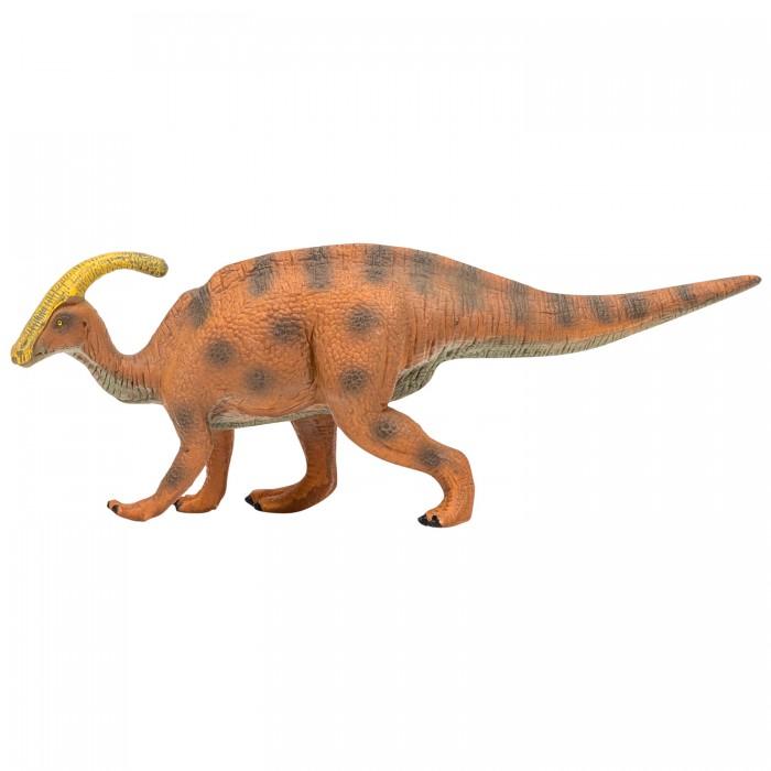 Купить Игровые фигурки, Masai Mara Игрушка Мир динозавров Паразауролоф 24 см