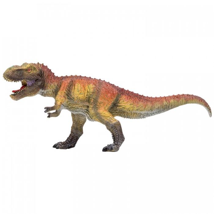 Купить Игровые фигурки, Masai Mara Игрушка Мир динозавров Тираннозавр 27 см