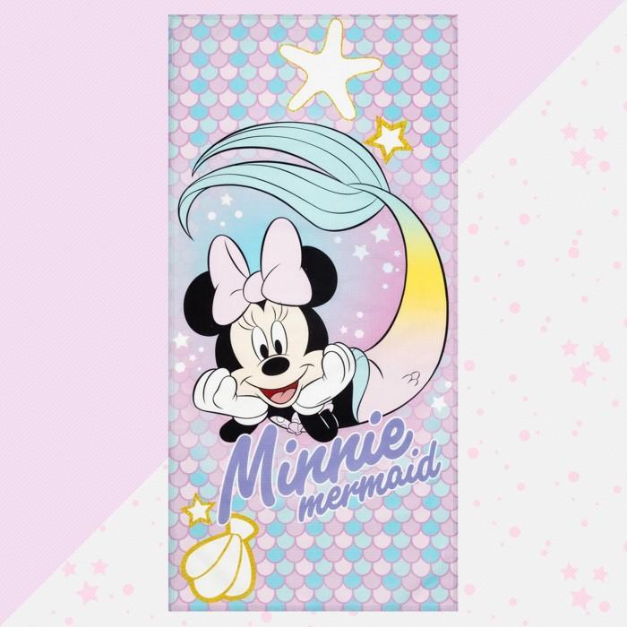 Disney Полотенце Минни Маус 146х70