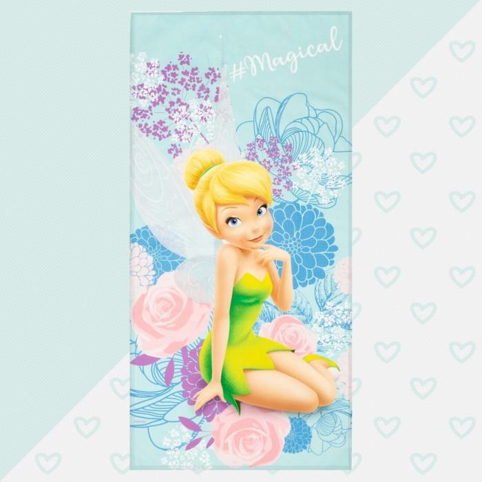 Disney Полотенце Феи 146х70