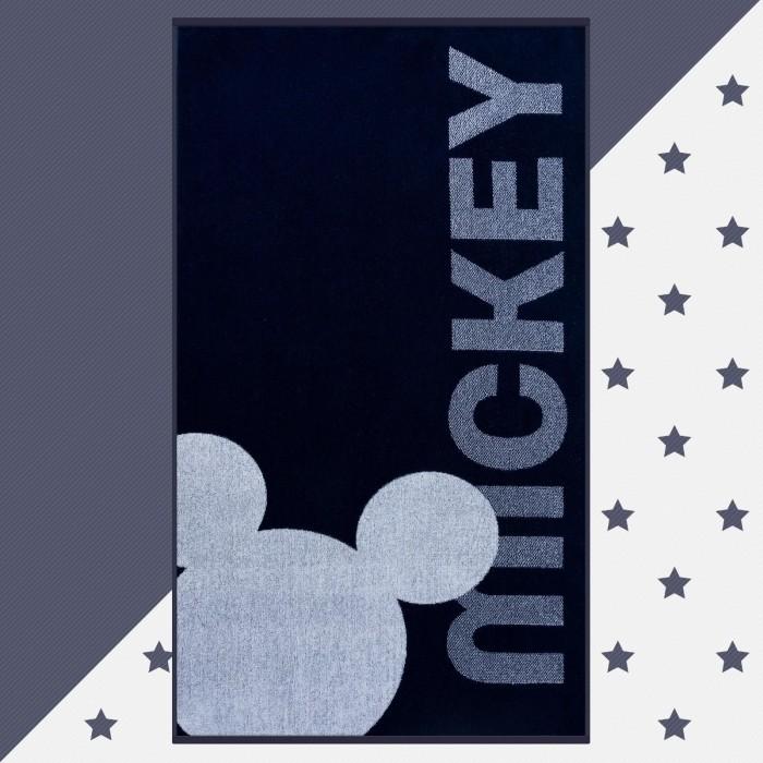 Disney Полотенце махровое Mickey Микки Маус 130х70