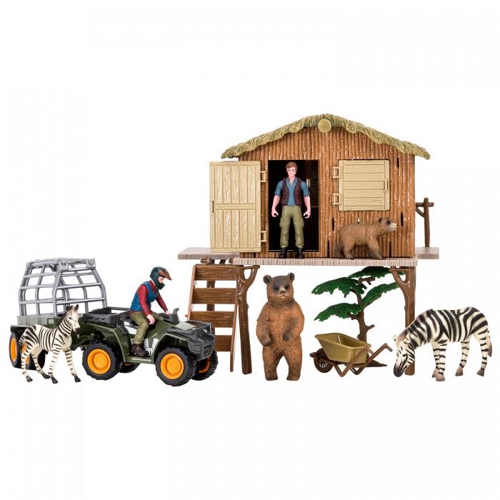 Купить Игровые наборы, Masai Mara Набор фигурок животных На ферме (13 предметов)