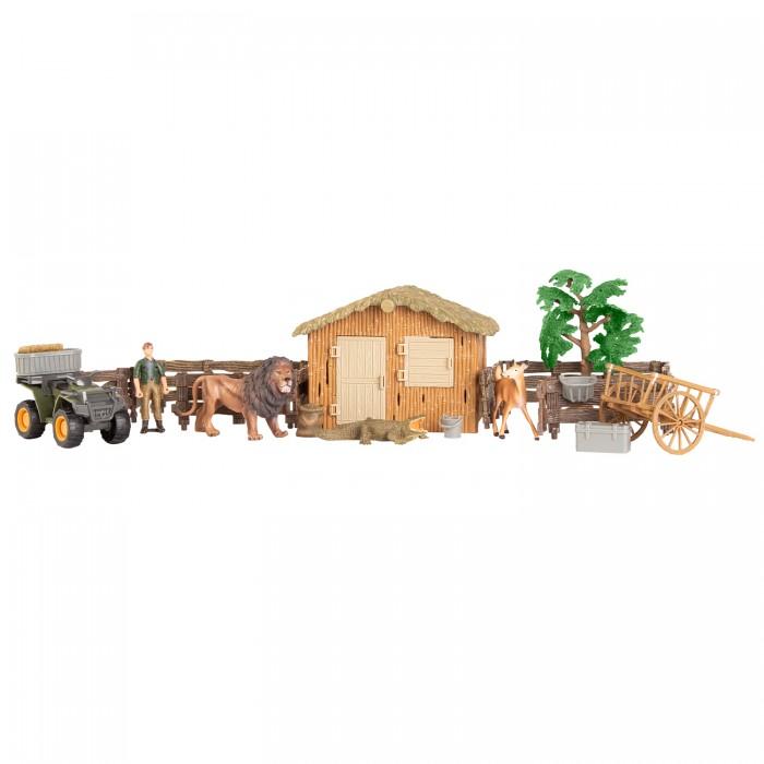 Купить Игровые наборы, Masai Mara Набор фигурок животных На ферме (15 предметов)