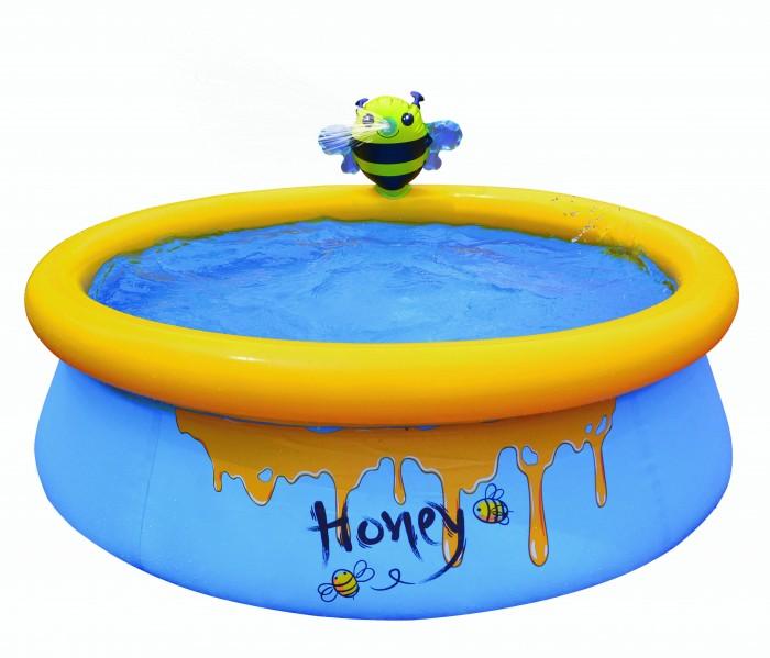 Купить Бассейны, Jilong Бассейн надувной Bee Spray 150х41 см