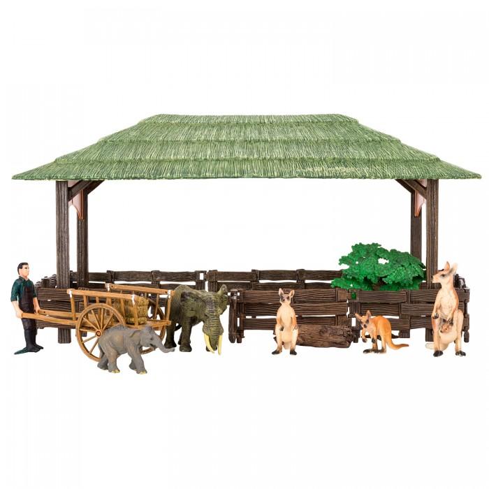 Купить Игровые наборы, Masai Mara Набор фигурок животных На ферме (12 предметов)
