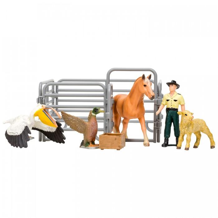 Купить Игровые фигурки, Masai Mara Набор фигурок животных На ферме (7 предметов)