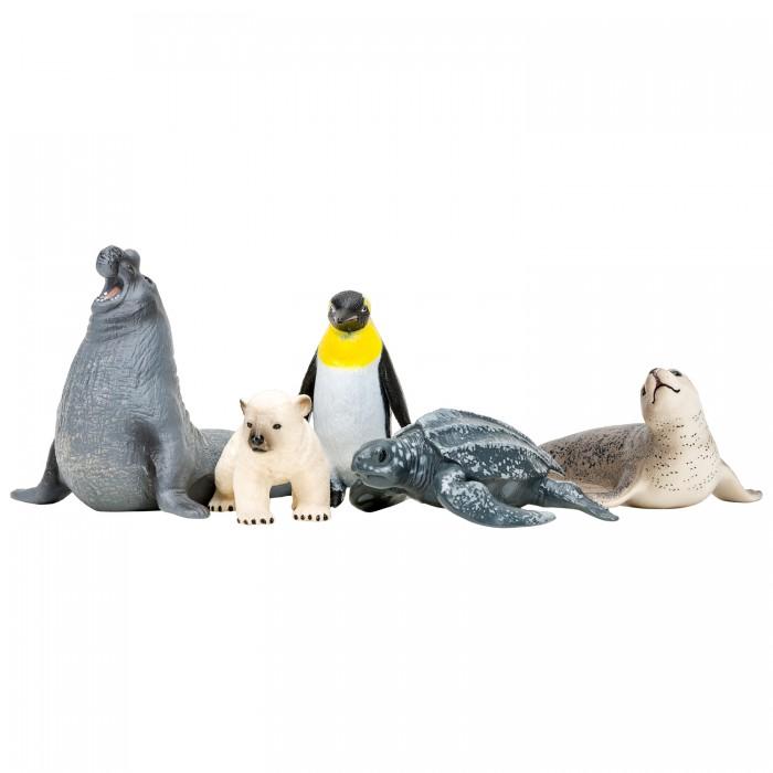Купить Игровые фигурки, Masai Mara Фигурки игрушки Мир морских животных (5 предметов) ММ203-014