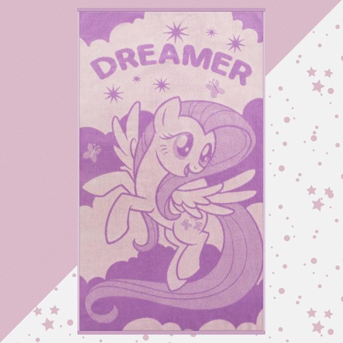 Полотенца Май Литл Пони (My Little Pony) Полотенце махровое Dreamer 130х70