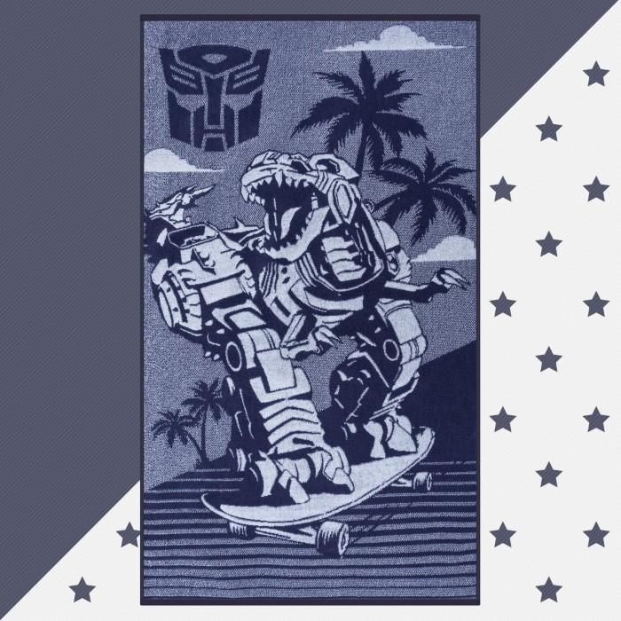 Картинка для Transformers Полотенце махровое Grimlock 130х70
