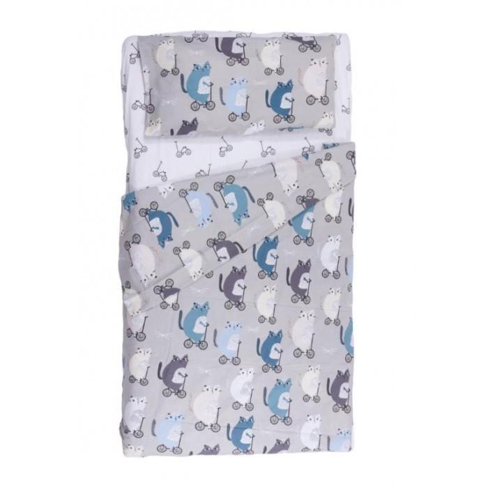 Купить Постельное белье 1.5-спальное, Постельное белье Forest kids 1.5 спальное Funny Cats (3 предмета)