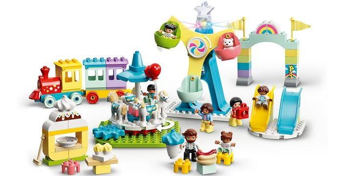 Lego Lego Duplo Парк развлечений