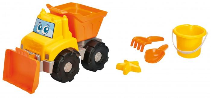 Картинка для Игрушки в песочницу Ecoiffier Игровой набор Грузовик-Экскаватор