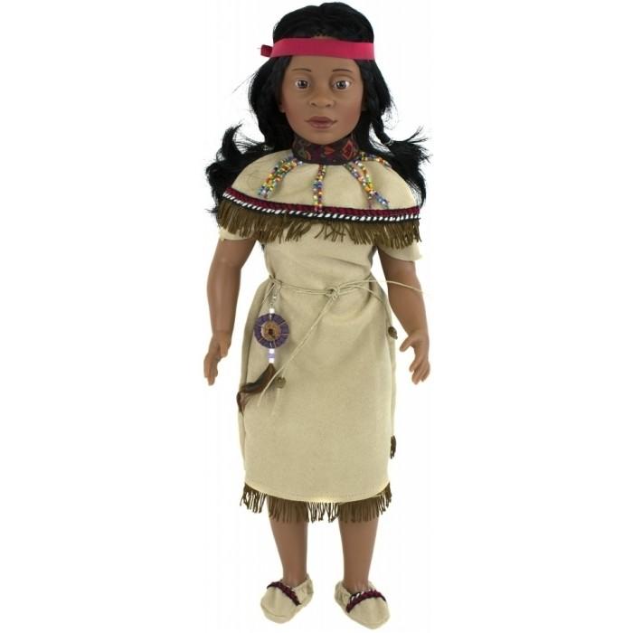 Куклы и одежда для кукол Lamagik S.L. Кукла Индианка Tribu Papago 41 см