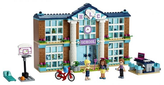 Lego Lego Friends Школа Хартлейк Сити