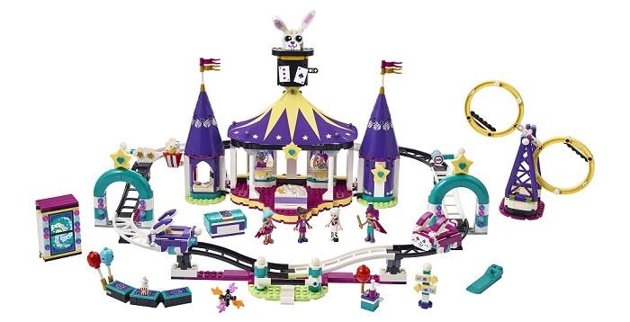 Lego Lego Friends Американские горки на Волшебной ярмарке