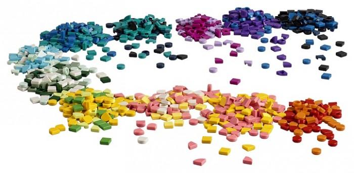 Фото - Lego Lego DOTs Большой набор тайлов lego lego dots большой набор тайлов
