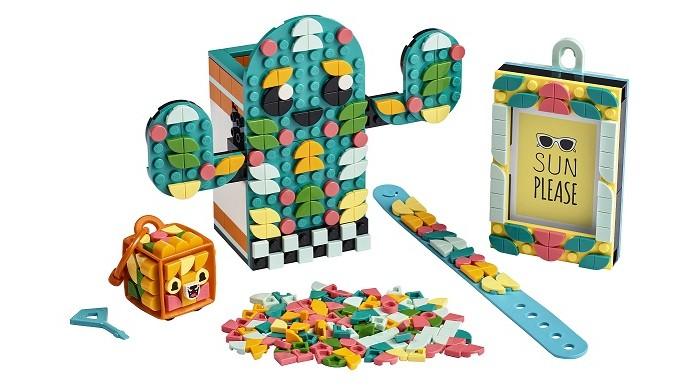 Фото - Lego Lego DOTs Большой набор Летнее настроение lego lego dots большой набор тайлов