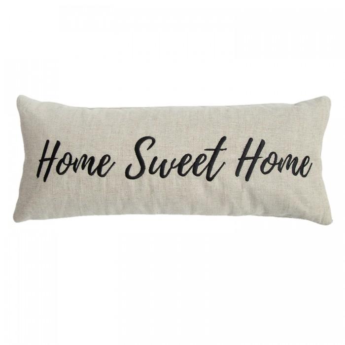 Amaro Home Подушка декоративная Валик Лен с лузгой гречихи Flax Line 50х20
