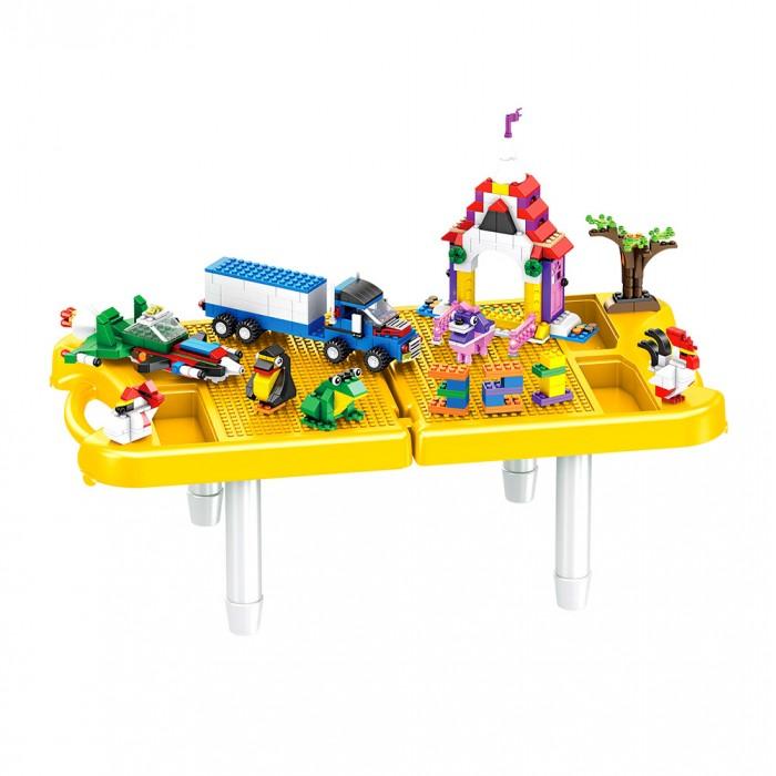 Игровые центры Pituso Стол для игры с конструктором (920 элементов)