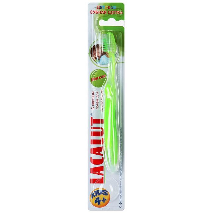 Гигиена полости рта Lacalut Зубная щетка Kids 4+