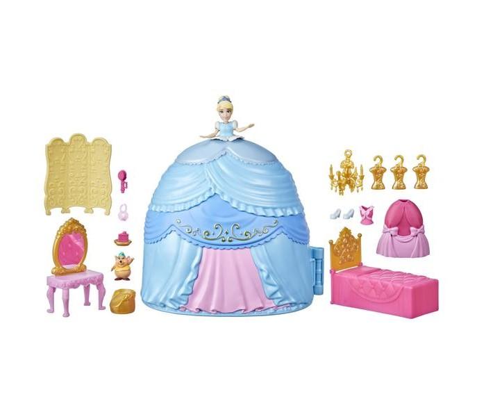 Куклы и одежда для кукол Disney Princess Игровой набор Золушка