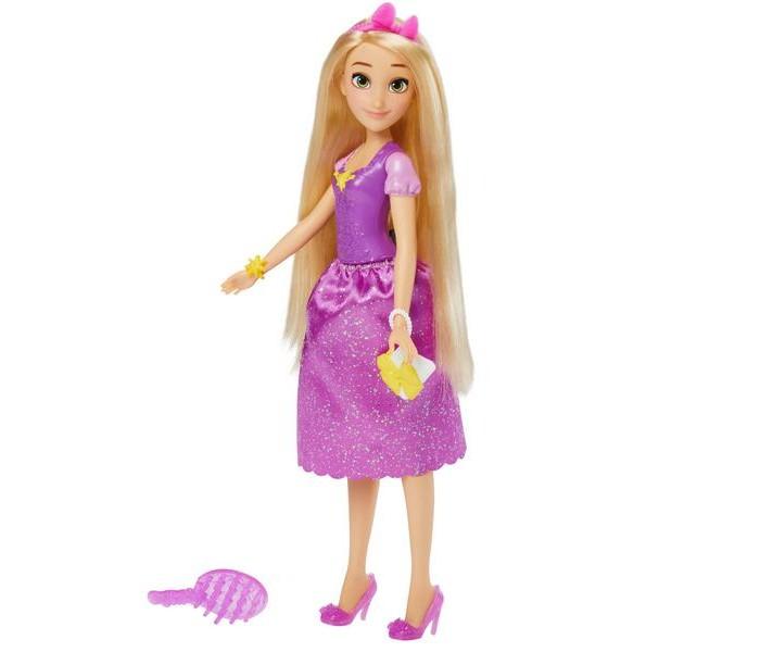 Куклы и одежда для кукол Disney Princess Кукла Рапунцель в платье с кармашками