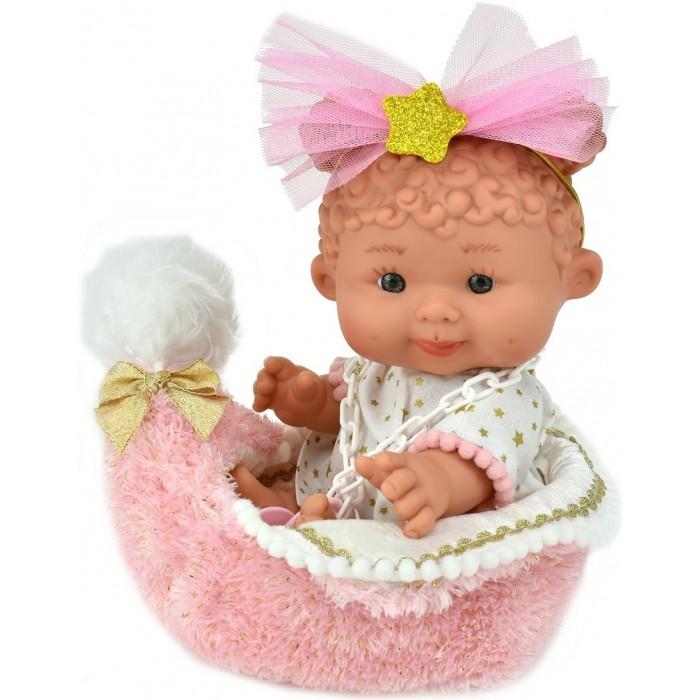 Купить Куклы и одежда для кукол, Marina&Pau Пупс-мини Pepote 26 см