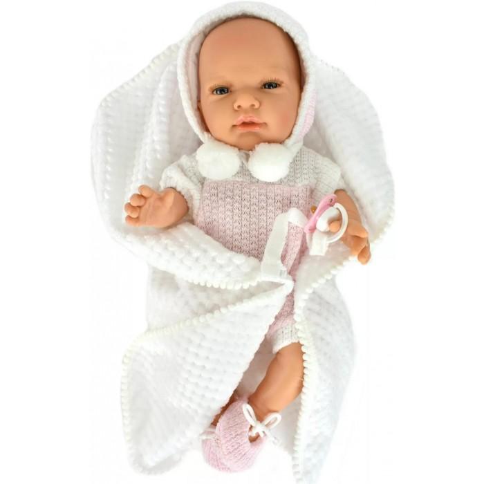 Купить Куклы и одежда для кукол, Marina&Pau Пупс Новорожденная малышка 45 см