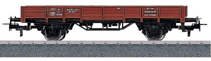 Купить Железные дороги, Marklin Платформа с низкими бортами