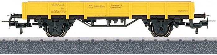 Купить Железные дороги, Marklin Грузовой вагон-платформа с низкими бортами