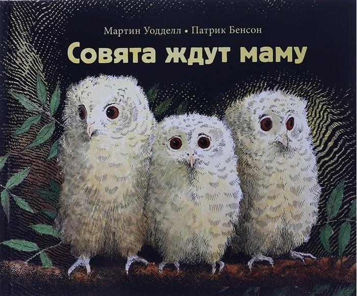Купить Художественные книги, Поляндрия Книга Совята ждут маму