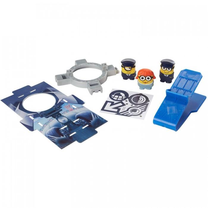 Купить Игровые наборы, Minions Игровой набор Катапульта для миньонов с 4 миньонами