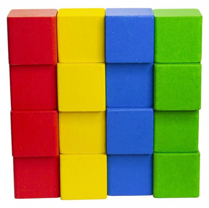 Купить Деревянные игрушки, Деревянная игрушка Краснокамская игрушка Кубики мозаика с карточками