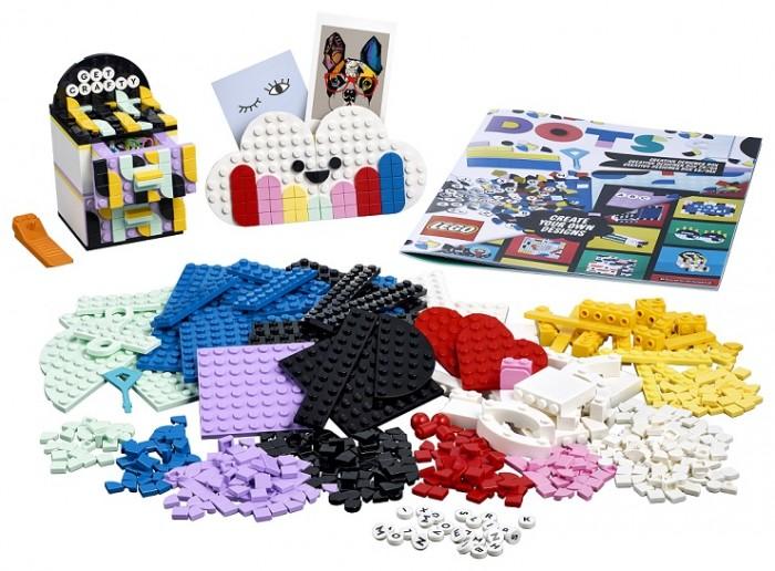 Фото - Lego Lego DOTs Творческий набор для дизайнера lego lego dots большой набор тайлов