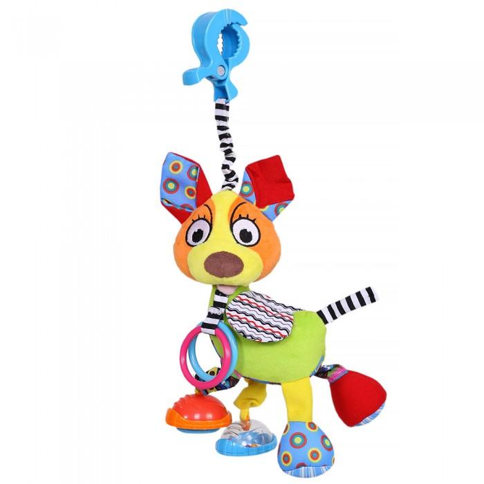 Купить Подвесные игрушки, Подвесная игрушка Biba Toys на прищепке Дольче Догги 38x14 см