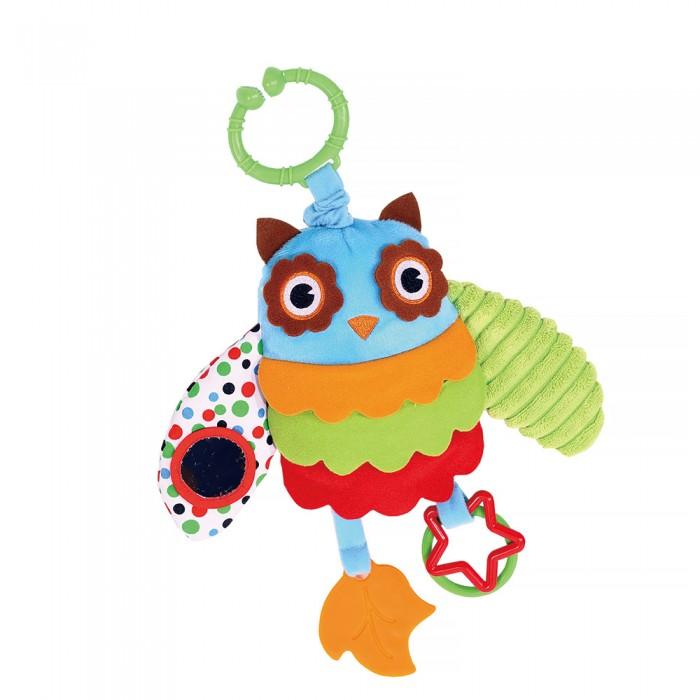 Купить Подвесные игрушки, Подвесная игрушка Biba Toys на прищепке Совушка 36x24 см