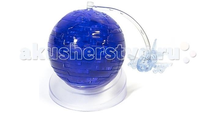 Пазлы Crystal Puzzle Головоломка Путешественник пазлы crystal puzzle головоломка бриллиант