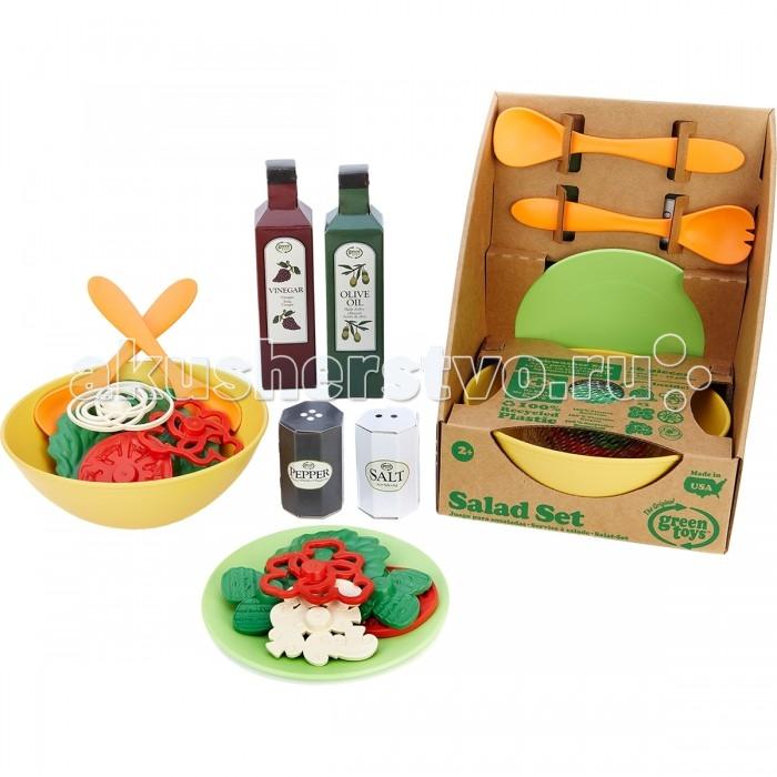 Green Toys Набор для салата