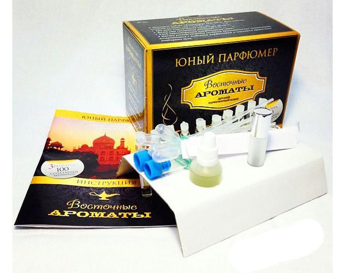 Наборы юного парфюмера Каррас Юный Парфюмер Восточные ароматы наборы для творчества каррас набор юный парфюмер цветочные ароматы
