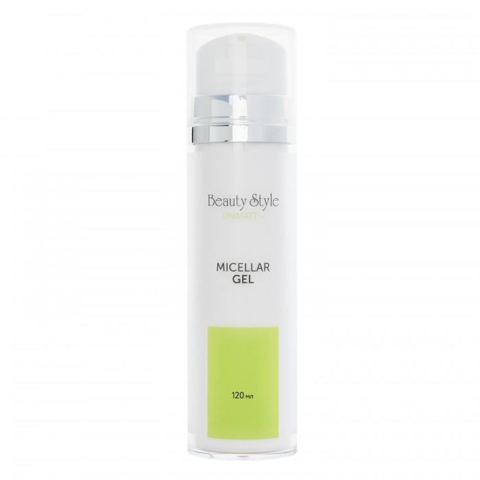 Картинка для Beauty Style Мицеллярный очищающий гель для жирной и смешанной кожи Unimatt + 120 мл