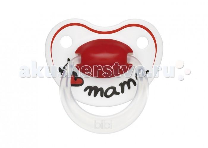 Пустышки Bibi Premium Dental силикон 6-16 мес. Happiness Mama