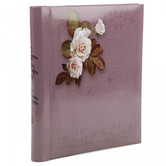 Фото - Фотоальбомы и рамки Veld CO Фотоальбом Розы 30 магнитных листов 28х23 см 115394 фотоальбом