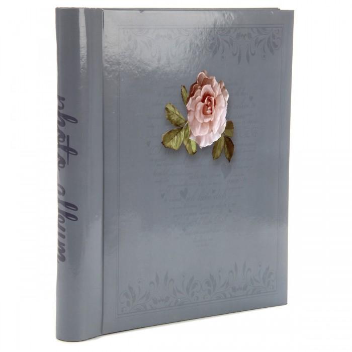 Фото - Фотоальбомы и рамки Veld CO Фотоальбом Розы 30 магнитных листов 28х23 см 115395 фотоальбом