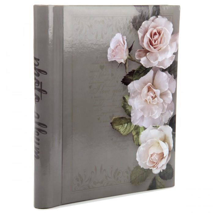 Фото - Фотоальбомы и рамки Veld CO Фотоальбом Розы 30 магнитных листов 28х23 см 115396 фотоальбом