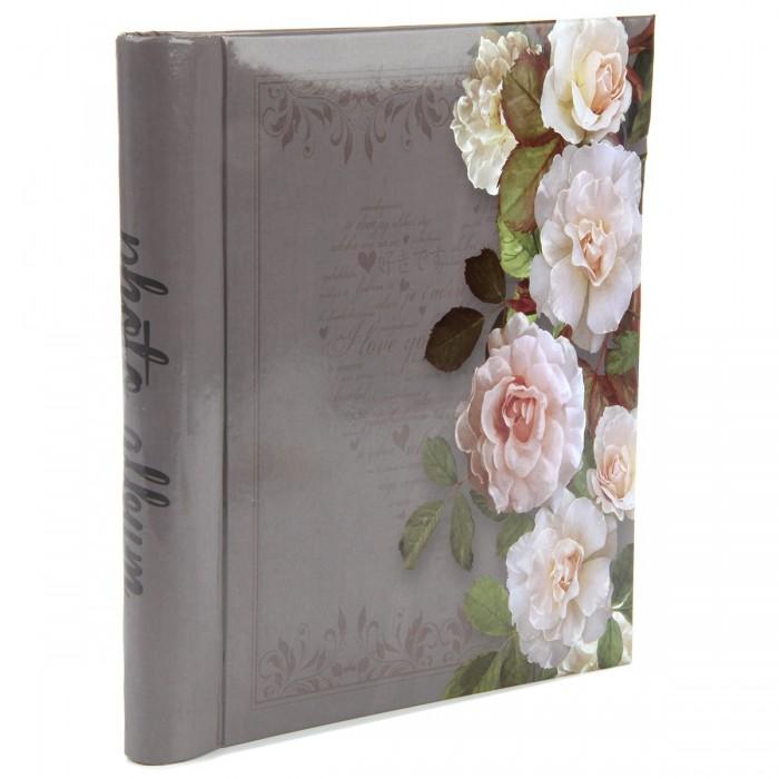 Фото - Фотоальбомы и рамки Veld CO Фотоальбом Розы 30 магнитных листов 28х23 см 115397 фотоальбом