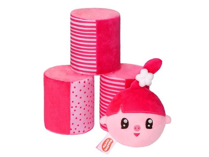Мягкие игрушки Мякиши Малышарики Городки с Нюшенькой