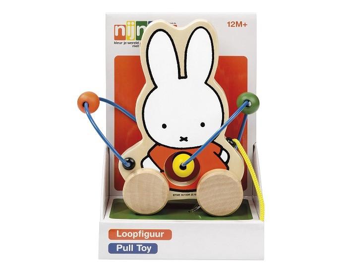 Деревянные игрушки Totum Miffy Лабиринт с бусинами недорого