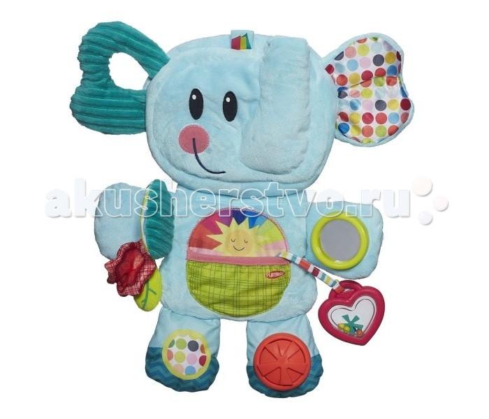Развивающие игрушки Playskool Веселый Слоник возьми с собой learning journey развивающая игрушка веселый слоник