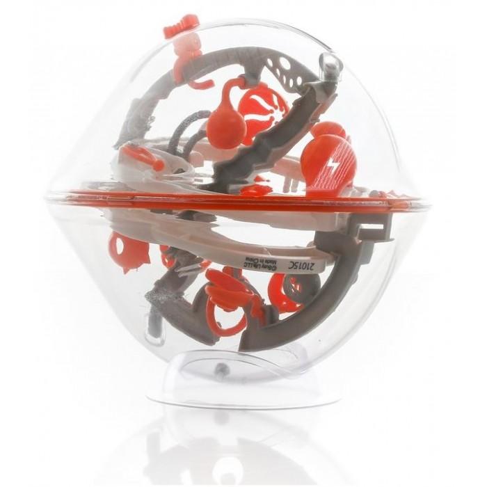 Spin Master Головоломка Perplexus Warp 80 барьеровГоловоломка Perplexus Warp 80 барьеровИгра Spin Master головоломка Perplexus Warp - шар лабиринт Перплексус Варп!   Впервые в линейке дизайн выполнен не в виде сферической формы. Отличается наличием дополнительных лунок, позволяющих прервать игру и затем продолжить с того же момента, не начиная путь сначала.   Лабиринт среднего уровень сложности, всего 80 барьеров.<br>