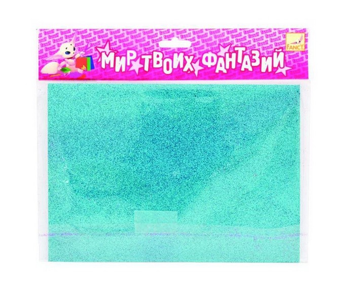 Канцелярия Fancy Creative Набор цветной сверкающей бумаги А5 8 цв. 8 л канцелярия fancy creative набор цветной сверкающей бумаги а4 6 цв 6 л